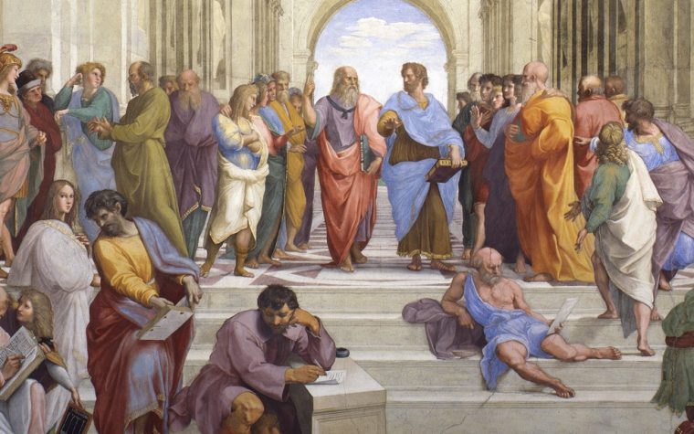 Platone e la meraviglia