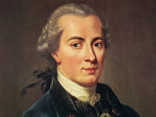 Omaggio a Kant